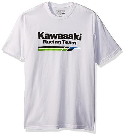 f1d56c62e8a Amazon.com  Factory Effex (18-87116) Racing T-Shirt (White