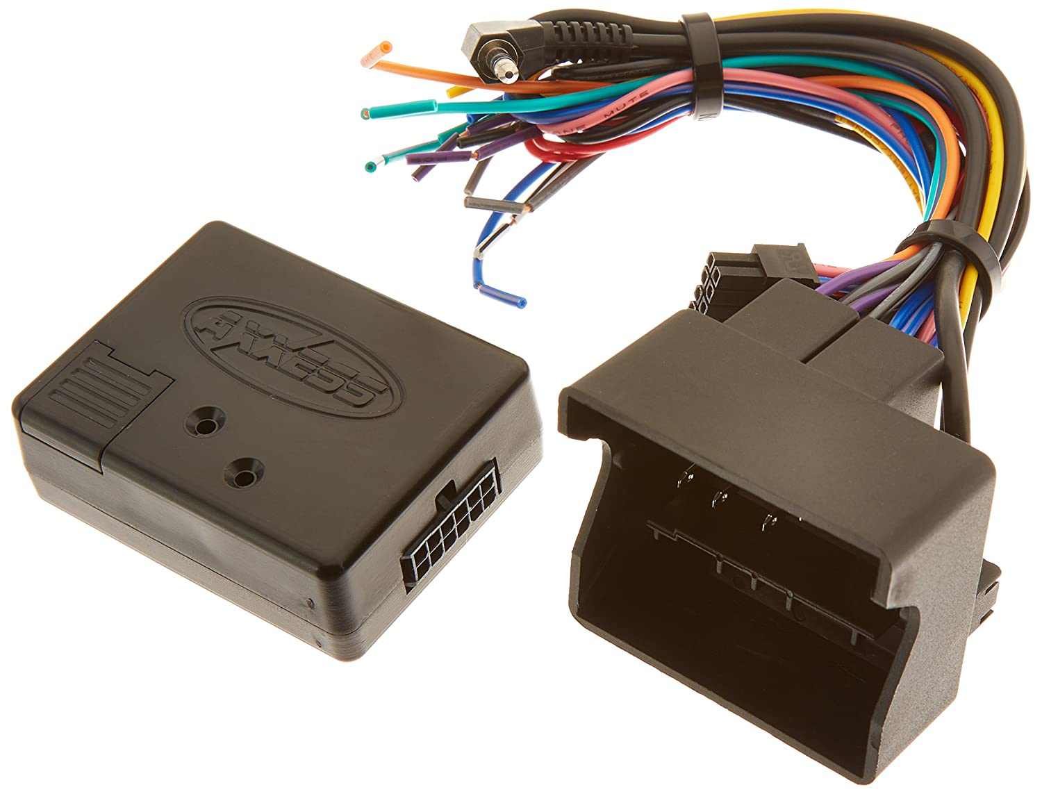 Amazon.com: XSVI-9005-NAV Wiring Interface -Allows you to connect a new car  stereo in select 2005-11 Mercedes-Benz vehicles: Car Electronics