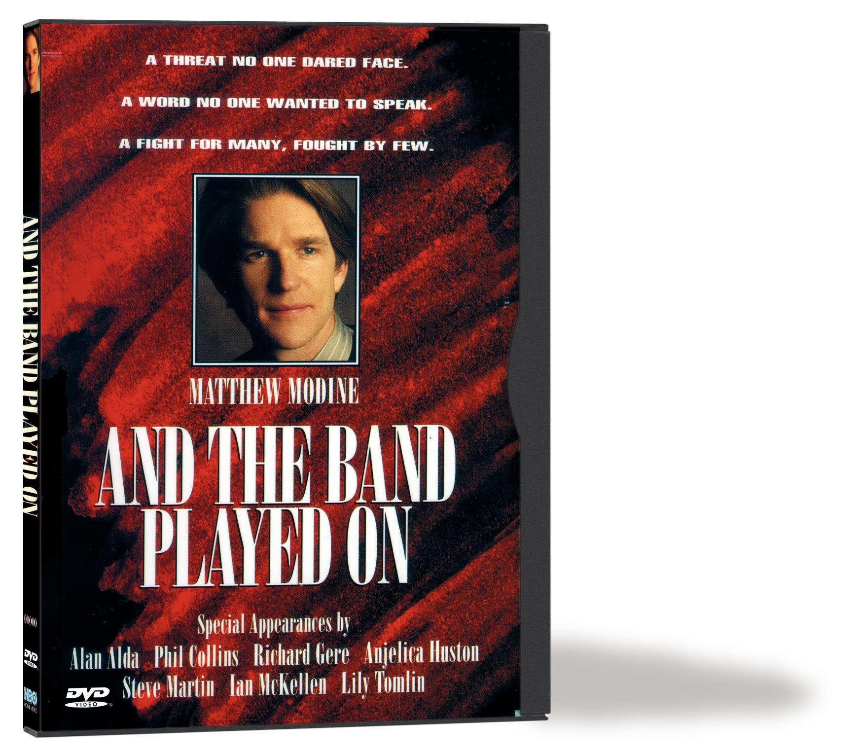 DVD : And The Band Played On (DVD)