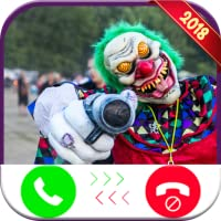 A Real Call from Scary Clown killer - Free Fake Phone Call Id PRANK 2018