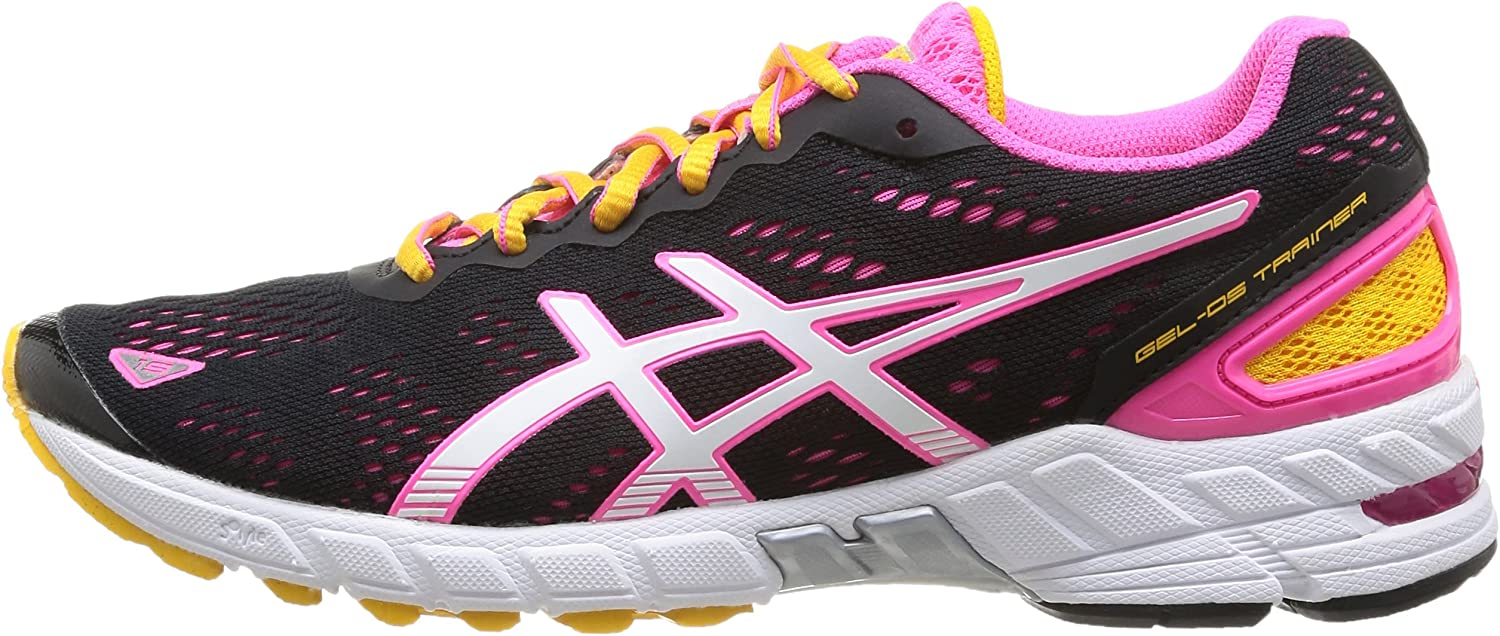 ASICS Damen Gel Ds Trainer 19 Neutral Traillaufschuhe, Rosa