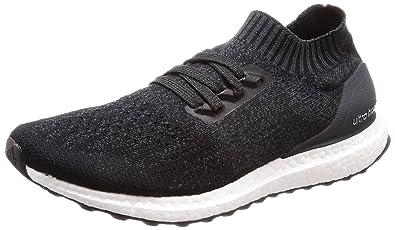 adidas Ultraboost Uncaged, Chaussures de Fitness garçon, Gris (Carbon/Negbas/Gritre