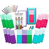 Kahootz Fashion Plates Mega Kit