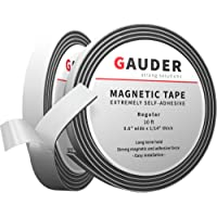 GAUDER Magneetband | Magneetstrip Extreem Zelfklevend | Magneetrol