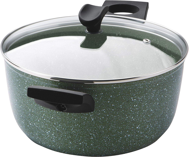 Item 67023 Prestige Eco 24 cm Stockpot High Quality Non-Stick Pot 5 Year Warranty