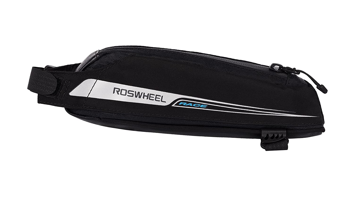 eeb2f081846 Roswheel Race Series 121343 Bike Frame Bag Bicycle Top Tube Pouch Cycling  Accessories Pack, 0.4l Capacity: Amazon.co.uk: Sports & Outdoors