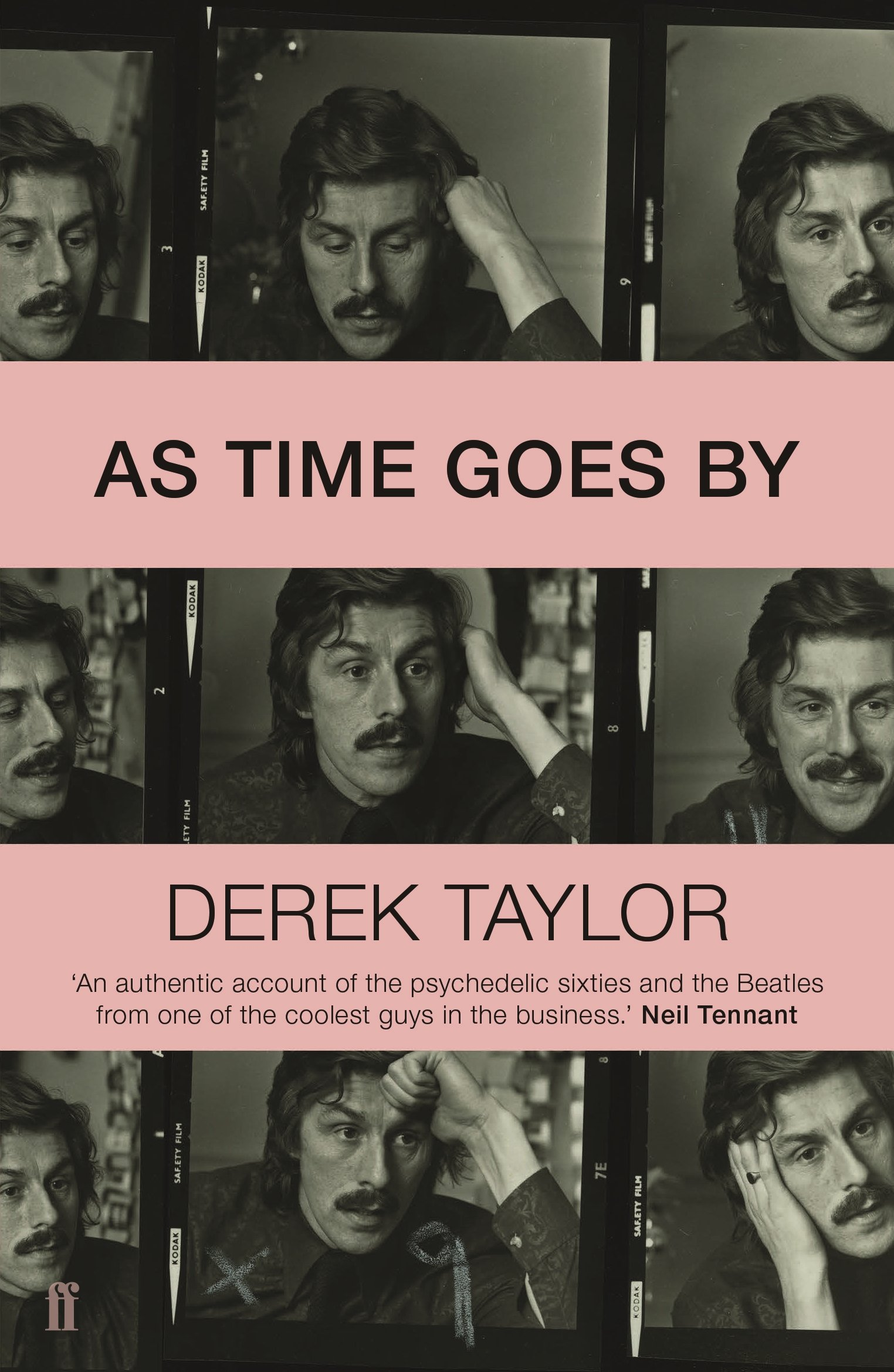 Image result for As Time Goes By by Derek Taylor faber social