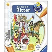 Ravensburger tiptoi Band 11 - Entdecke die Ritter (tiptoi® Wieso? Weshalb? Warum?, Band 11)