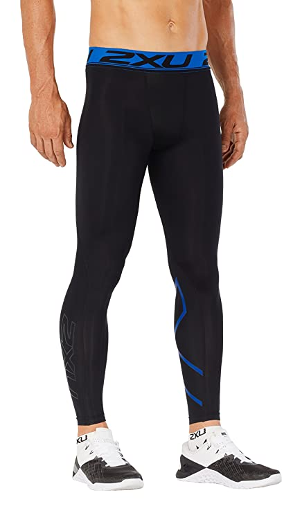 9c1b67fcd58ac Image Unavailable. Image not available for. Color: 2XU Men's Accelerate  Compression Tights ...