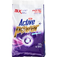 UIC Active Power Laundry Powder Detergent - Regular, 500 grams
