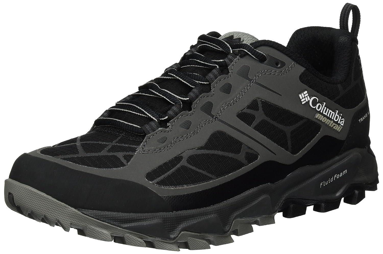 Columbia Trans Alps II Outdry, Zapatillas de Running para Asfalto para Hombre 40.5 EU|Negro (Dark Grey/ Black)