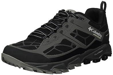 b052f661862 Columbia Herren Trans Alps Ii Outdry Traillaufschuhe, Schwarz (Dark  Grey/Black),