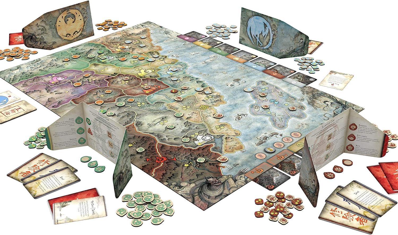 Fantasy Flight Games FFGL5B01 L5B01 - Battle for Rokugan, Multicolor: Amazon.es: Juguetes y juegos