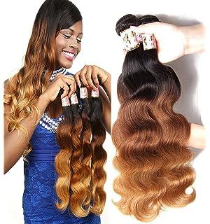 Amazon beauty forever hair brazilian natural wave virgin bf hair brazilian virgin body wave weft 3 bundles 100 unprocessed virgin human hair extensions pmusecretfo Images