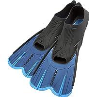 Cressi Agua Short Fins Aletas Cortas de Snorkeling y Natación, Unisex