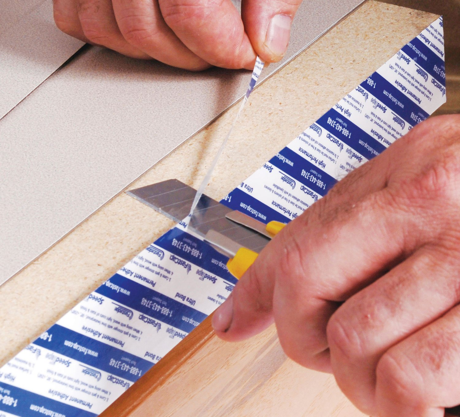 FastCap STAPE.1X50 SpeedTape 1 x 50 Peel and Stick Speed Tapes, 6-Pack by Fastcap (Image #2)