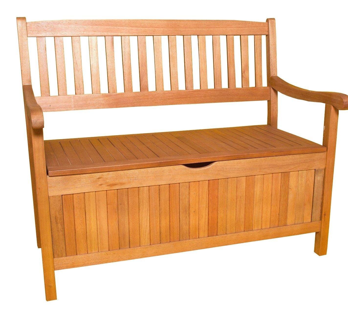 Greena Gartenbank 3-Sitzer aus Akazie