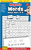 Words - Years 1 & 2 Magnetic Activity Chart National Literacy Strategy