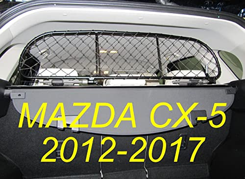 Ergotech Dog Guard, Pet Barrier Net and Screen RDA65S for Mazda CX-5, car Model Produced from 2012 to 2017, for Luggage and Pets