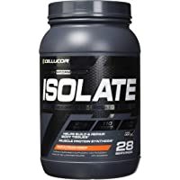 Cellucor Cellucor Isolate Whey Protein Powder, 100% Isolate Source, Maple Cream Cookie, 28 Servings 851 Gram Maple Cream Cookie