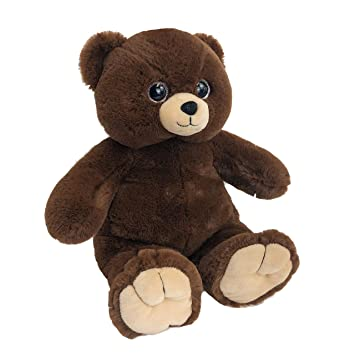 5bece3c95b5 Amazon.com  Adorable recordable teddy bear with 20 second digital recorder  for voice messages  Baby