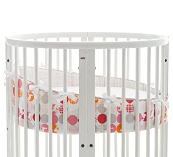 tour de lit bébé stokke Stokke   Tour de lit berceau Sleepi silhouette rose: Amazon.fr  tour de lit bébé stokke