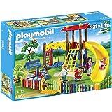 Playmobil Guardería - Zona de juegos infantil, playset (5568)