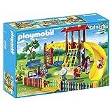 Playmobil - 5568 - Jeu De Construction - Square Pour Enfants Avec Jeux - City life