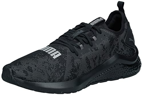 Hybrid Nx Rave Black Running Shoes