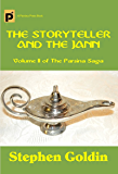 The Storyteller and the Jann (The Parsina Saga Book 2)