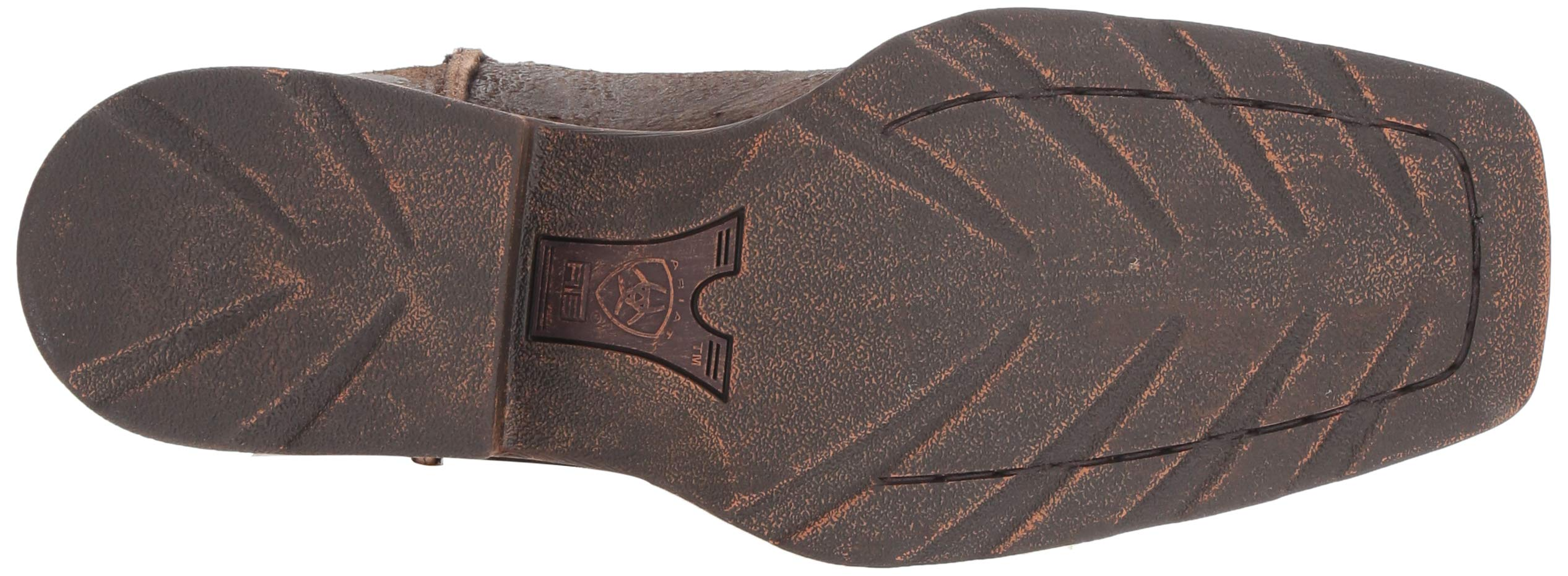 Ariat Men's Rambler Western Boot, Antiqued Grey, 13 2E US by ARIAT (Image #3)