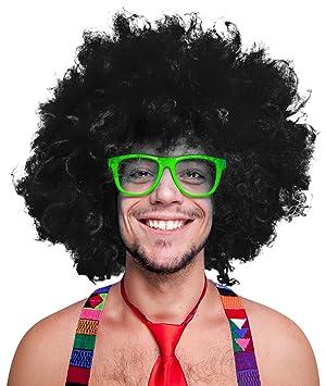 280g XXL Afro wig Curly head wig black Afro WIG Hair wig Carnival black 64dac3088