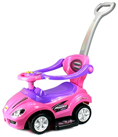 Amazon.com: Deluxe Mega 3 en 1 coche de los niños juguete ...
