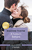A Soldier's Return (The Women of Brambleberry House)