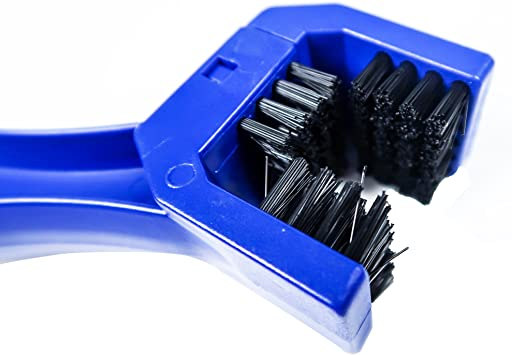 Amazon.com: Baja NoPinch Tool Best Durable Motorcycle Chain Cleaner Brush- Motorcycle/Bike/Cycle Chain Maintenance Chain Cleaning Brush: Automotive