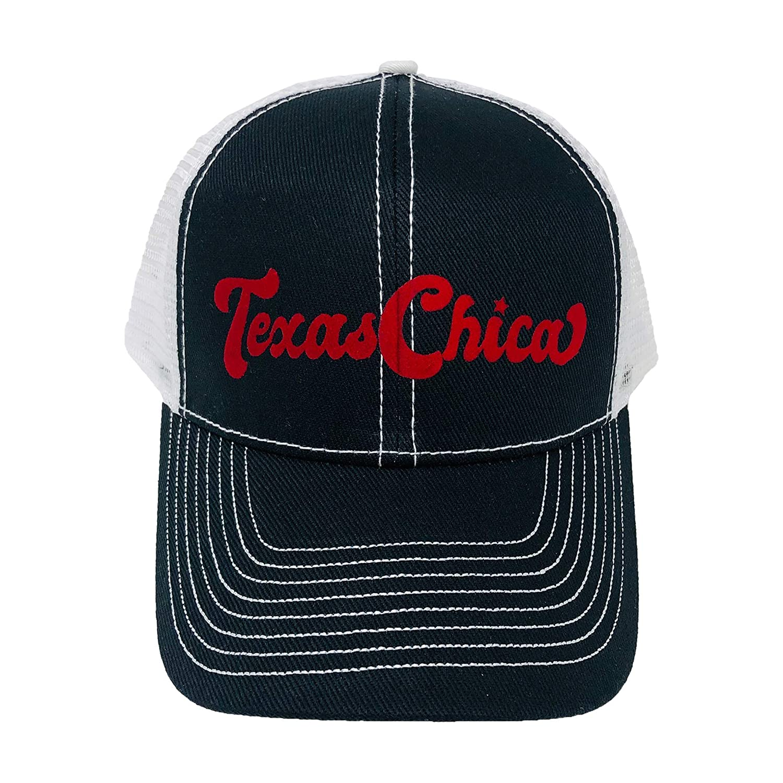 Amazon.com: Trucker Hat - Texas Girl - Texas Chica ...