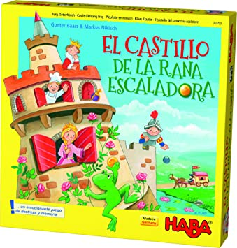 HABA- Juego de Mesa, Multicolor (Habermass 303723): Amazon.es ...
