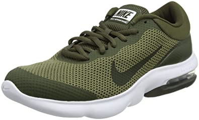 official photos 81574 26bc0 Nike AIR Max Advantage, Chaussures de Running Homme, Vert (Olive  Moyen Séquoia