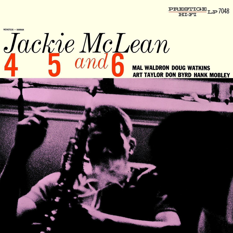 Vinilo : Jackie McLean - 4 5 & 6 (LP Vinyl)