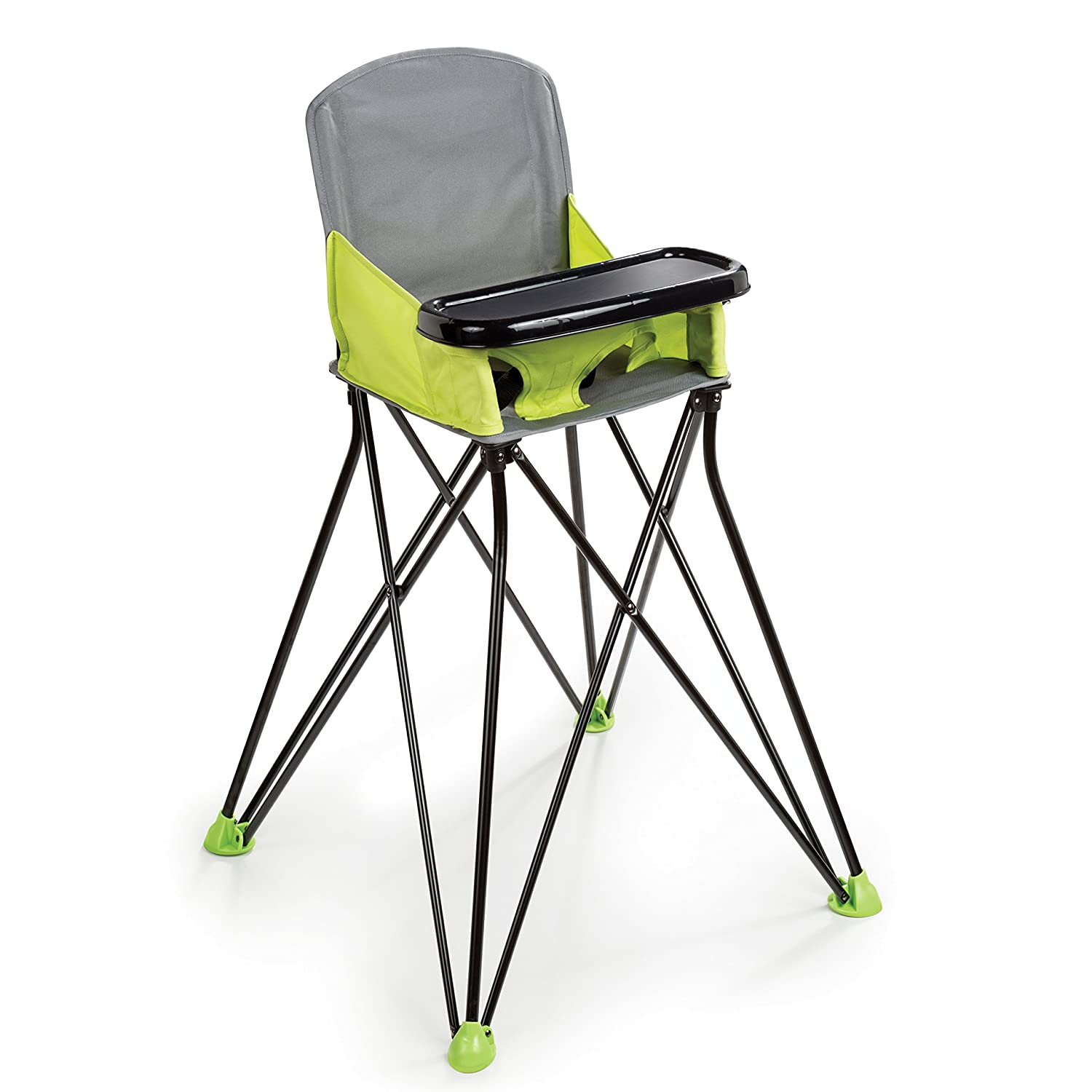 Summer Infant Pop 'N Sit Portable High Chair, Lime 22473