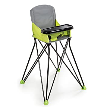 Summer Infant Pop and Sit Portable Highchair Green  sc 1 st  Amazon.com & Amazon.com : Summer Infant Pop and Sit Portable Highchair Green : Baby