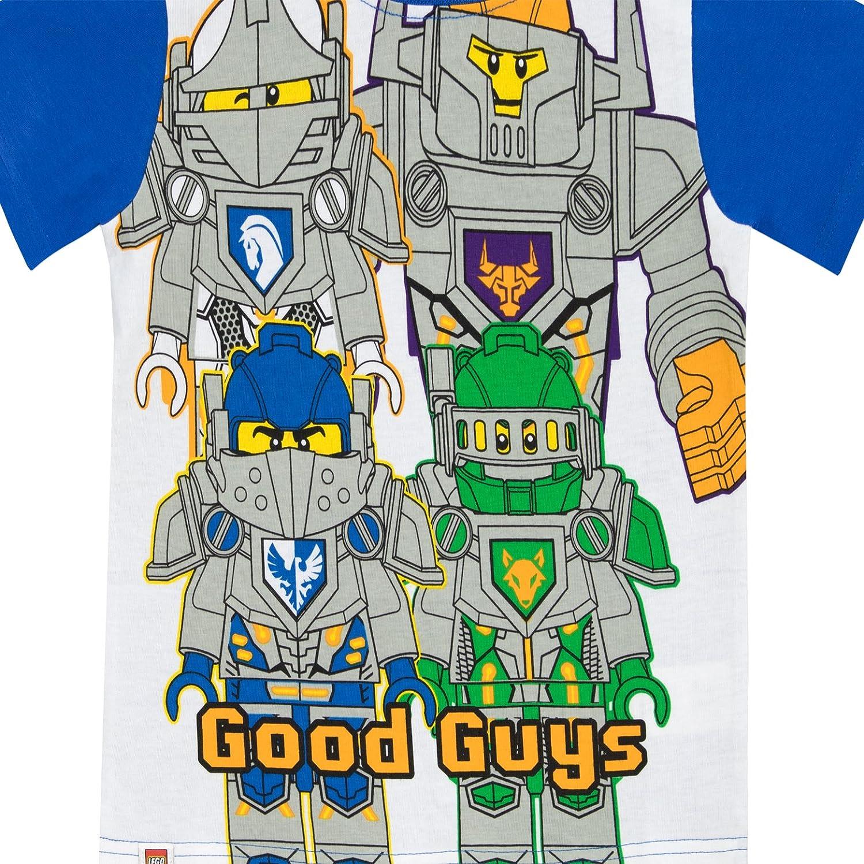 Maglietta a Maniche Corta Ragazzi Nexo Knights Lego Nexo Knights