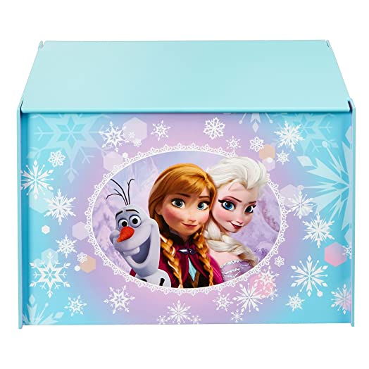 disney frozen bedroom in a box. disney frozen kids toy box - childrens bedroom storage chest with bench lid by hellohome in a e