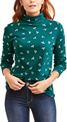 14227fbde71090 White Stag Women s Christmas Knit Long-Sleeve Sweater