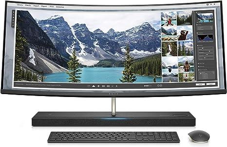 Amazon.com: HP Envy - Ordenador todo en uno (34 pulgadas ...