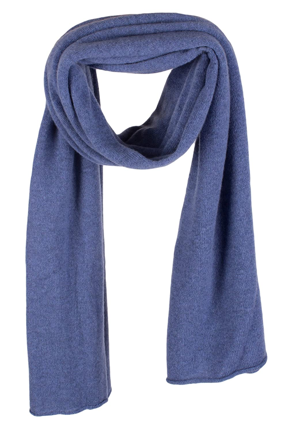 hand made in Scotland by Love Cashmere RRP 350 LC060/_lemon Womens 100/% Cashmere Wrap Scarf