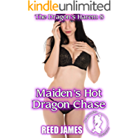 Maiden's Hot Dragon Chase (The Dragon's Harem 8) (English Edition)