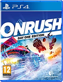 Onrush Day One Edition (PS4)