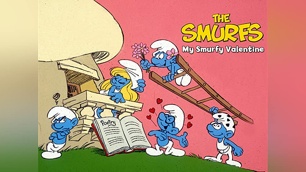 My Smurfy Valentine