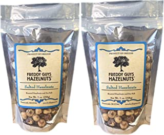 product image for Freddy Guys Hazelnuts - 2 count (Roasted Salted, 2 bags- 7 ounces each)